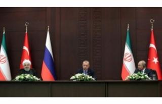 'Suriye'yi barışa yakınlaştırdılar'