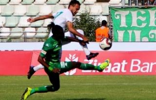 Ziraat Türkiye Kupası: Muğlaspor 1 - Bursaspor...