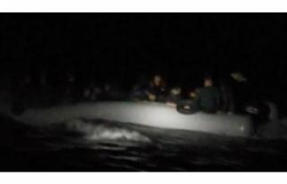 131 kaçak göçmen yakalandı!