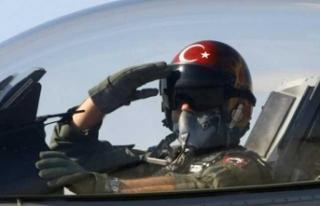 2020'de pilotlar hem havayolunda hem F-16'da uçmaya...