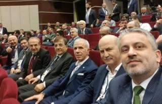 AK Parti'de birlik beraberliği perçinleyen...