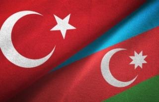 Azerbaycan'dan Türkiye'ye destek!