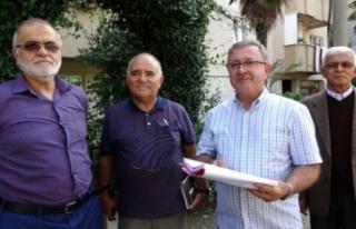 Bursa'da emekli binbaşılardan harekat için...