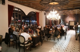 Cassa Fish Restaurant açıldı