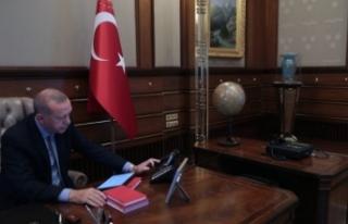 Cumhurbaşkanı Erdoğan'nın emri verdiği o...
