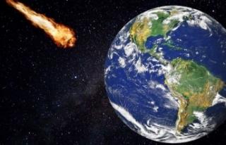 NASA göktaşı nöbetinde