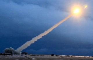 'Rusya Suriye'de S-500 hava savunma sistemini...