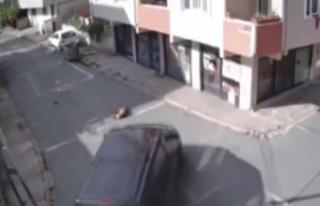 Yolda uyuyan köpeği aracıyla ezen kişi hakkında...