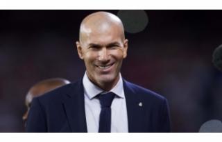 Zidane, Galatasaray'ın kapısından dönmüş