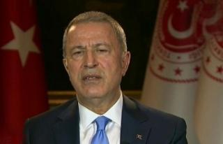 Bakan Akar: Avrupa vatandaşı DEAŞ'lılar iade...