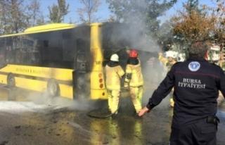 Bursa'daki otobüs yangınlarının sebebi ortaya...