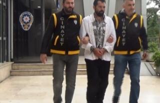 Bursa'da eşini boğarak öldürmüştü cezası...