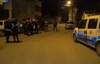 Bursa'da onlarca suçlu gözaltına alındı!...