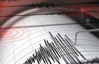 Marmara'da korkutan deprem! Bursa'da da...