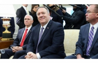 Pompeo'dan İran'a Irak uyarısı