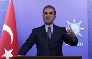 Ömer Çelik'ten CHP'ye 'İdlib'...