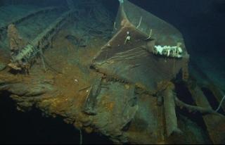 Titanik için karar verildi! Binlerce kişinin mezarı...