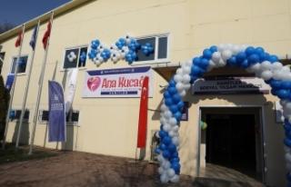 Bursa'da çocuklar daha sağlıklı büyüyecek