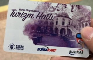 Bursa'da öğrencilere 'Bursakart'...
