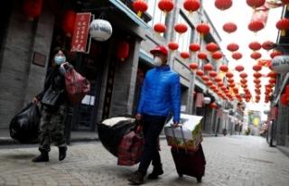 Çin korona nedeniyle yabancıların ülkeye girişini...