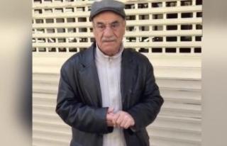 Yaşlı adamın videosu büyük tepki çekti: Bakan...