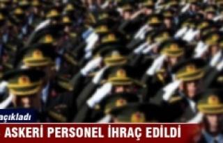 233 asker ordudan ihraç edildi