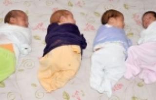 4 çocuk doğuran anneye ev