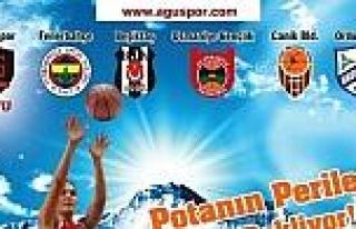 8. Erciyes Cup Turnuvası Başlıyor