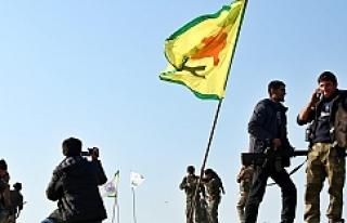 """""""ABD için en karmaşık konu YPG"""""""