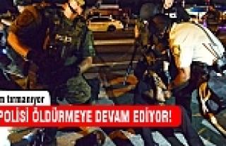 ABD polisi bir genci daha vurdu