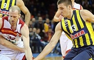 Abdi İpekçi'de Galatasaray Odeabank-Fenerbahçe...