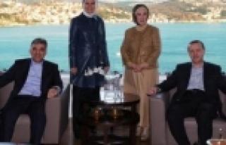 Abdullah Gül'den köşk açıklaması!