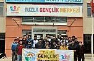 Ağrı'dan 20 Futbolcu Galatasaray-arsenal Maçını...