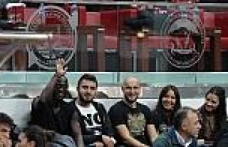 Agüspor'a Suat Altın İnşaat Kayseri Erciyessporlu...