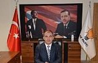 Ak Parti İzmir İl Başkanı Delican, 13. Kuruluş...