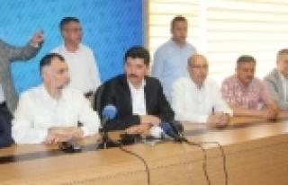 AK Parti Karabük İl Yönetimi istifa etti