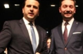 AK Parti Osmagazi'de Semih Peksert dönemi!