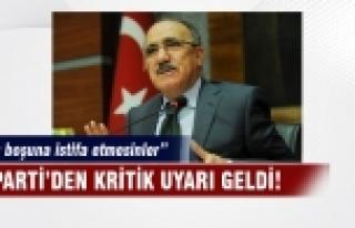 AK Parti'den flaş adaylık açıklaması!