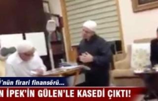 Akın İpek'in Fethullah Gülen'le kasedi...