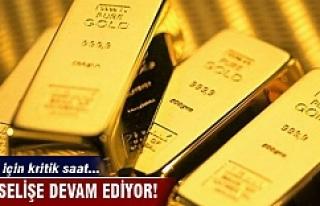 Altın 'Fed' beklentilerinden destek buluyor