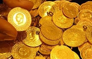 Altın fiyatları uçuşta