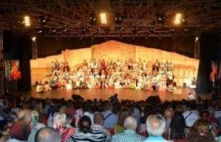 Altın Karagöz'e Bursalılardan yoğun ilgi