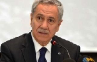 Arınç: MHP'li Onan'ın iddiasını doğruladı