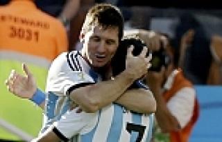 Arjantin - İsviçre maçının golleri / TIKLA İZLE