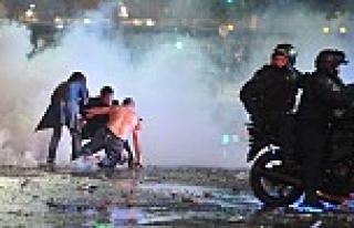 Arjantin'de kutlamalar çatışmaya döndü