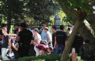 Askeri lise öğrencileri tutuklandı