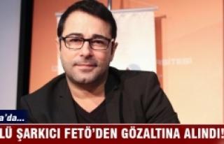 Atilla Taş Bursa'da gözaltına alındı