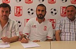 Balıkesirspor'da sürpriz transfer!