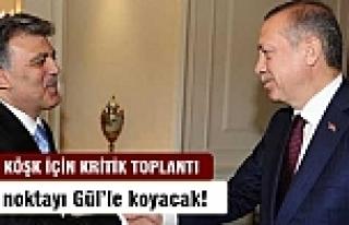 Başbakan: Gül ile Köşk için son bir görüşmemiz...