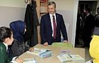 Başkan Tahmazoğlu Yetim Aileleriyle Bir Araya Geldi
